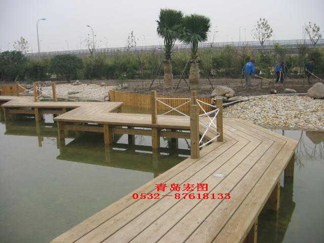 青岛宏图防腐木景观工程有限公司